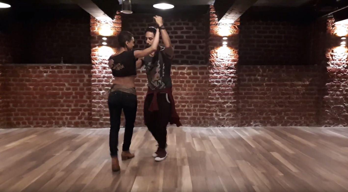Vidéo : Salsa avec Céline & Alex