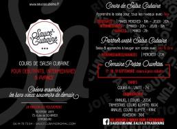 Cours de salsa cubaine sur strasbourg depuis 10 ans